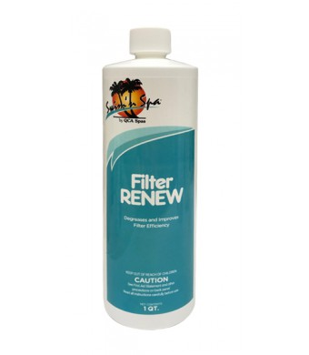 Swim N Spa Filter Renew (1 QT.)