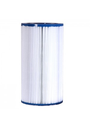 "Spa Filters: 25 SqFt Hot Tub Cartridge Filter, 13 1/4"" x 4 15/16"""