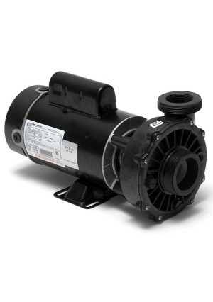 48 Frame; 120 Volt; 2 Speed, 1 1/2 HP Spa Pump