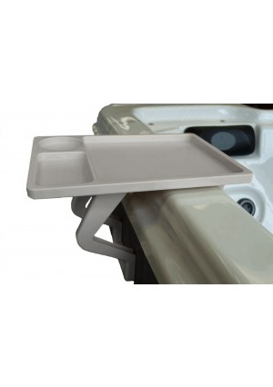 AquaTray Spa Side Table (Choose Color)