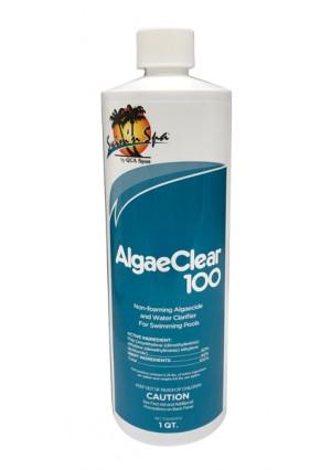 Swim N Spa Algaecide: Algae Clear 100 (1 QT.)