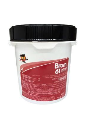 Swim N Spa Sanitizer & Shock: Brom 61 (3.5 LB)