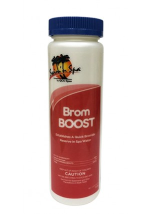 Swim N Spa Sanitizer & Shock: Brom Boost (1 LB.)