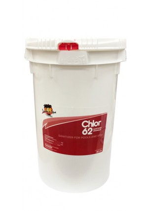 Swim N Spa Sanitizer & Shock: Chlor 62 (50 LB)