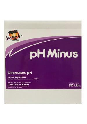 Swim N Spa Balancer: pH Minus (30 LB)
