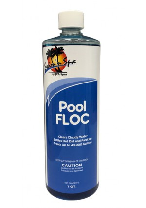 Swim N Spa Clarifiers: Pool Floc (1 QT.)
