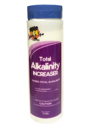 Swim N Spa Balancer: Total Alkalinity Increaser (2 LB.)