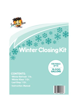 Swim N Spa Pool Kit: Pool Winter Closing Kit (15,000 Gal.)